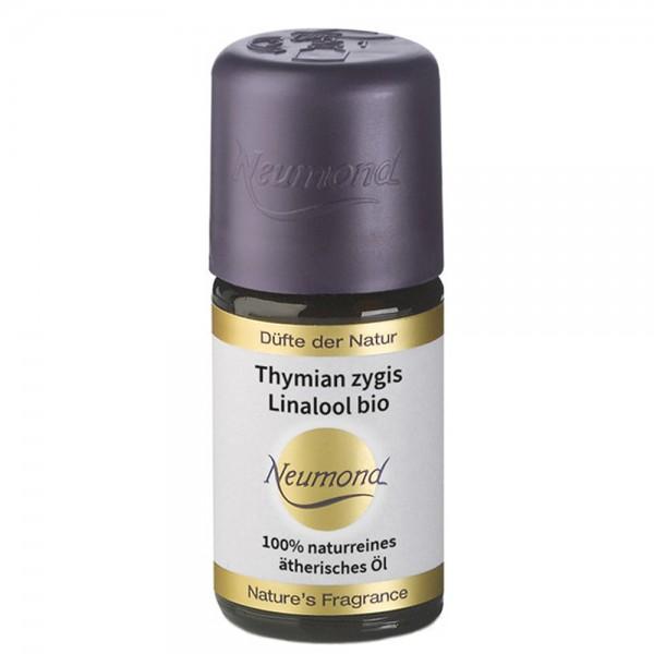 Neumond Thymian linalool