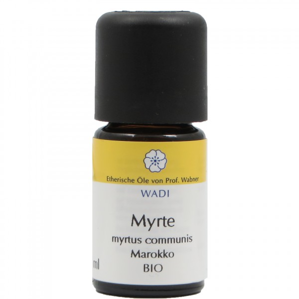WADI Myrte bio - ätherisches Myrtenöl