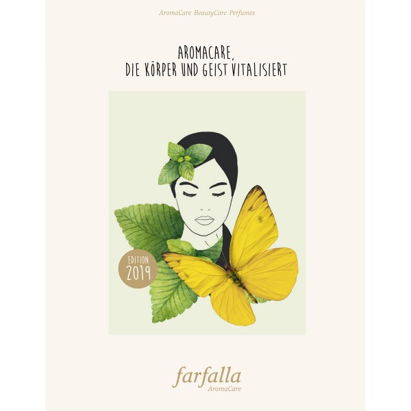 Farfalla Aromacare Katalog 2019