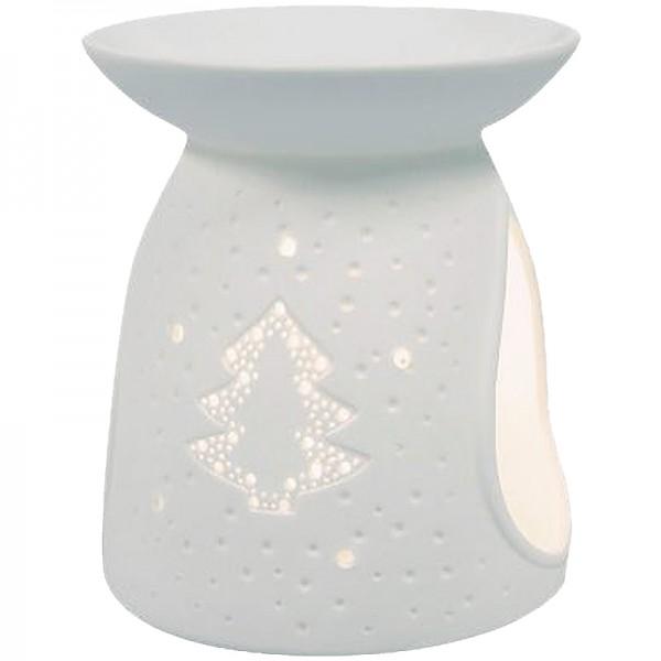 Porzellan-Duftlampe Tanne