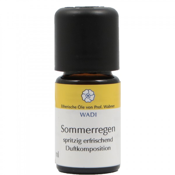 WADI Sommerregen - Duftkomposition
