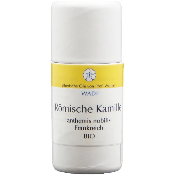 WADI Kamille römisch bio - ätherisches Kamillenöl