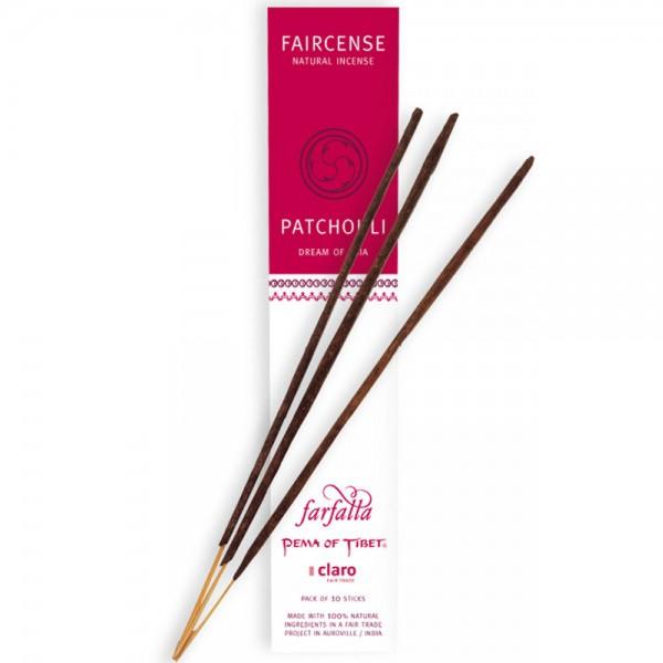 Faircense Räucherstäbchen Patchouli