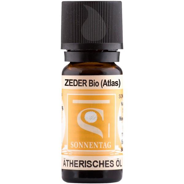 Sonnentag Zeder bio - ätherisches Zedernöl