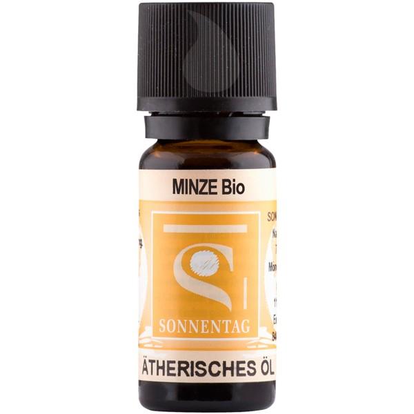 Sonnentag Minze bio - ätherisches Minzöl