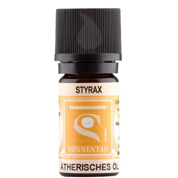 Sonnentag Styrax - ätherisches Styraxöl