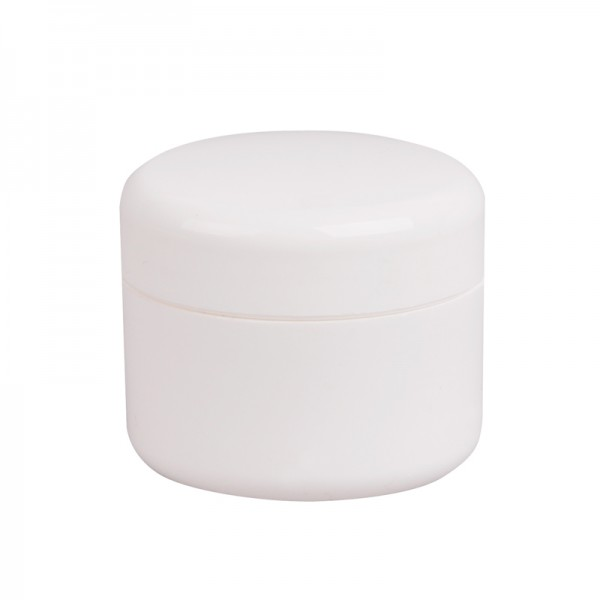 Cremedose weiß, 5 ml