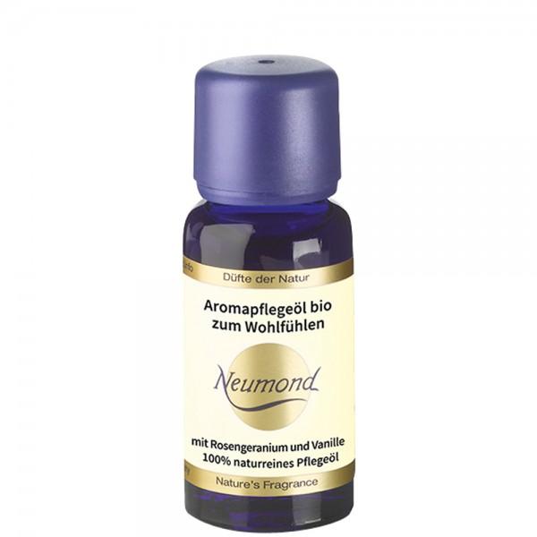 Neumond Aromapflegeöl bio zum Wohlfühlen