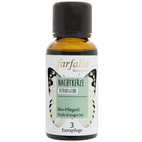 Farfalla Nachtkerze Bio-Pflegeöl Nachtkerzenöl