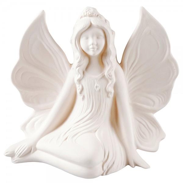 Duftkeramik Figur Blüten-Elfe