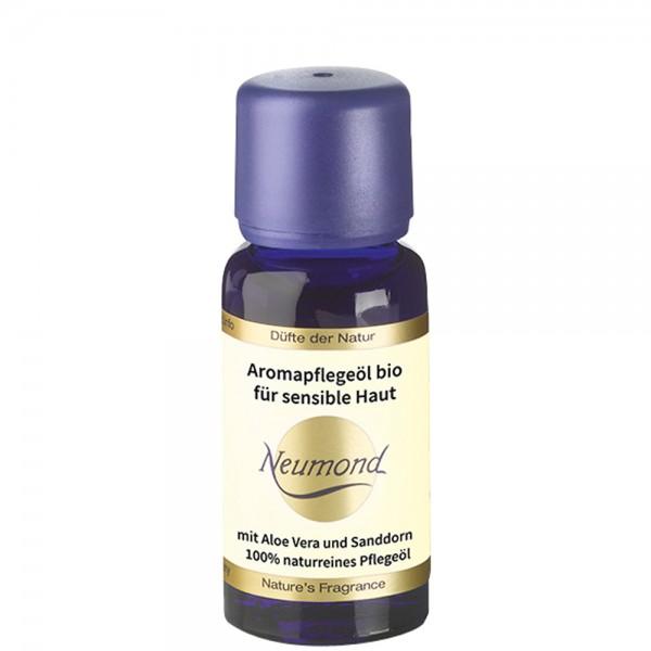 Neumond Aromapflegeöl bio für senible Haut