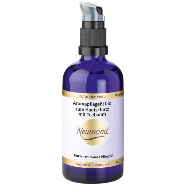 Neumond Aromapflegeöl bio zum Hautschutz mit Teebaum