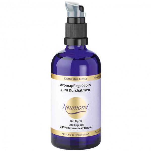 Neumond Aromapflegeöl bio zum Durchatmen