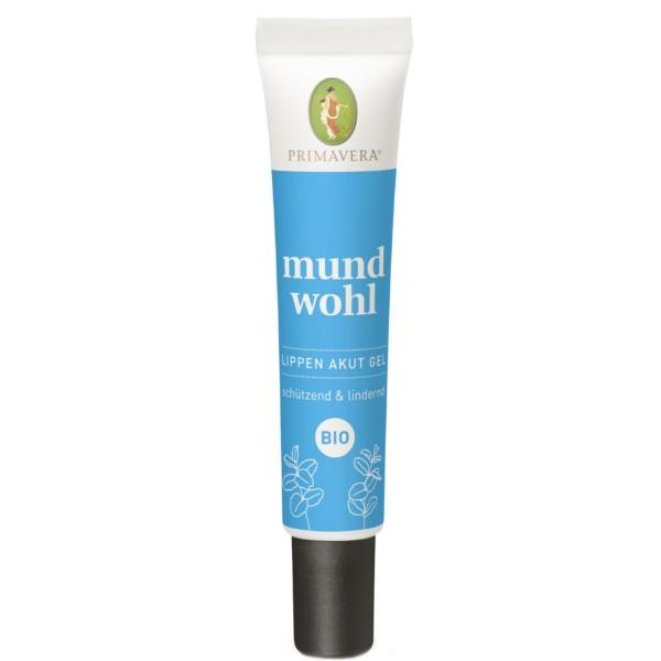 mundwohl Lippen Akut Gel, 10 ml, bio