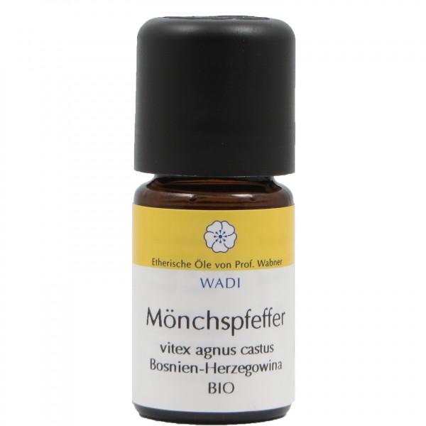 WADI Mönchspfeffer bio - ätherisches Mönchspfefferöl