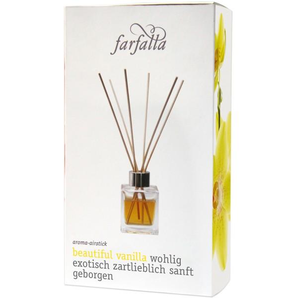 Farfalla Aroma-Airstick Beautiful Vanilla