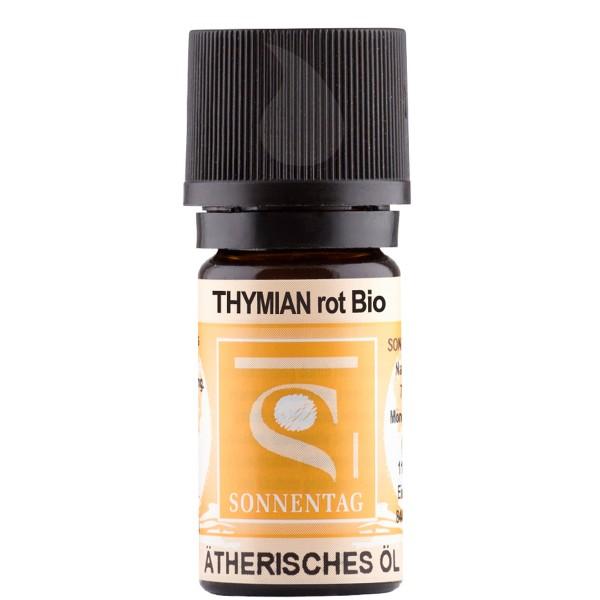 Sonnentag Thymian rot bio - ätherisches Thymianöl