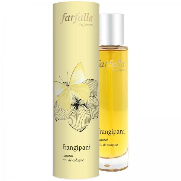 Farfalla Eau de Cologne Frangipani