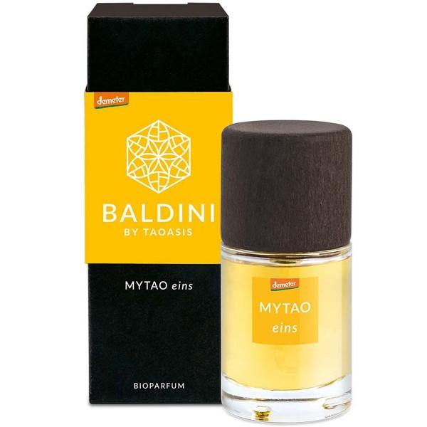 Bioparfum MYTAO eins Baldini by Taoasis