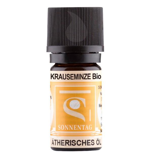 Sonnentag Krauseminze bio - ätherisches Krauseminzöl
