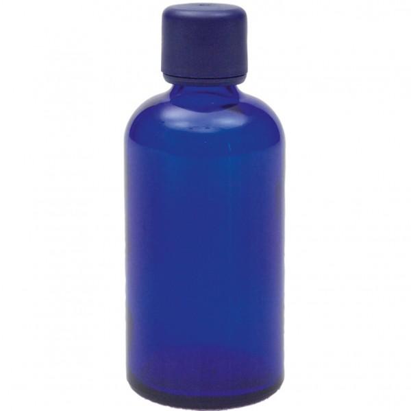 Blauglasflasche, 100 ml