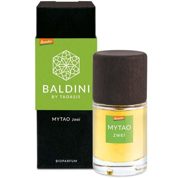 Bioparfum MYTAO zwei Baldini by Taoasis