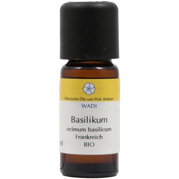 WADI Basilikum bio - ätherisches Basilikumöl