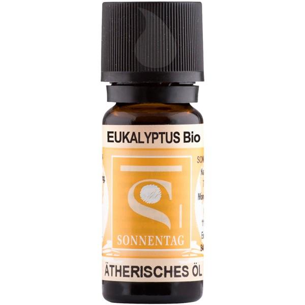 Sonnentag Eukalyptus globulus bio - ätherisches Eukalyptusöl