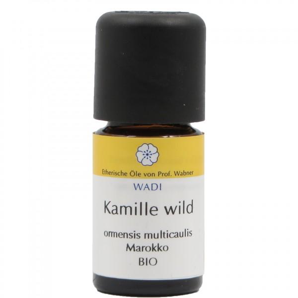 WADI Kamille wild bio - ätherisches Kamillenöl