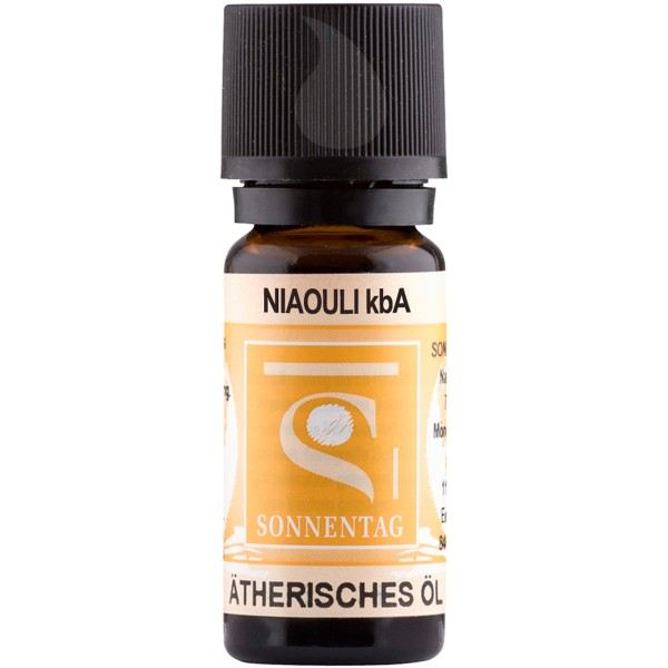 Sonnentag Niaouli bio - ätherisches Niaouliöl