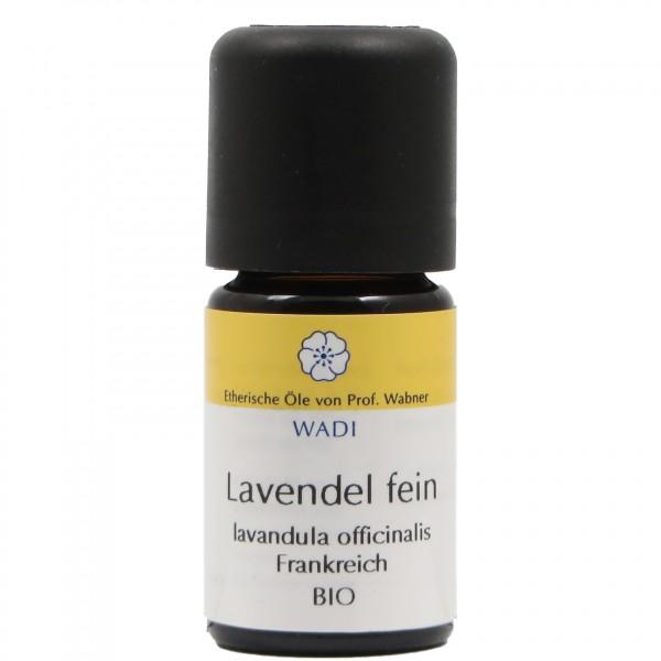 WADI Lavendel fein bio - ätherisches Lavendelöl