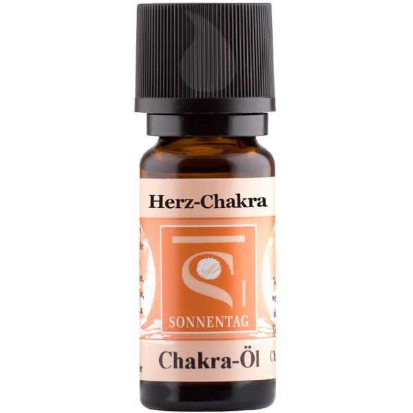 Sonnentag Herz-Chakra Chakraöl