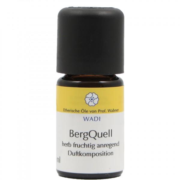 WADI BergQuell - Duftkomposition