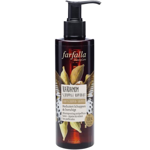 Farfalla Antischuppen-Shampoo Kardamom