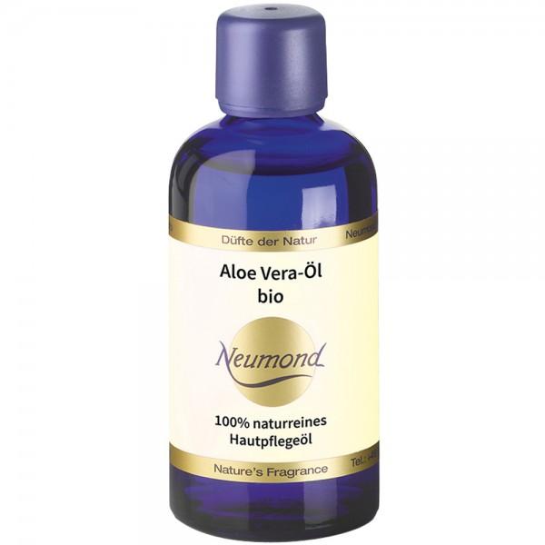 Neumond Aloe Vera-Öl bio