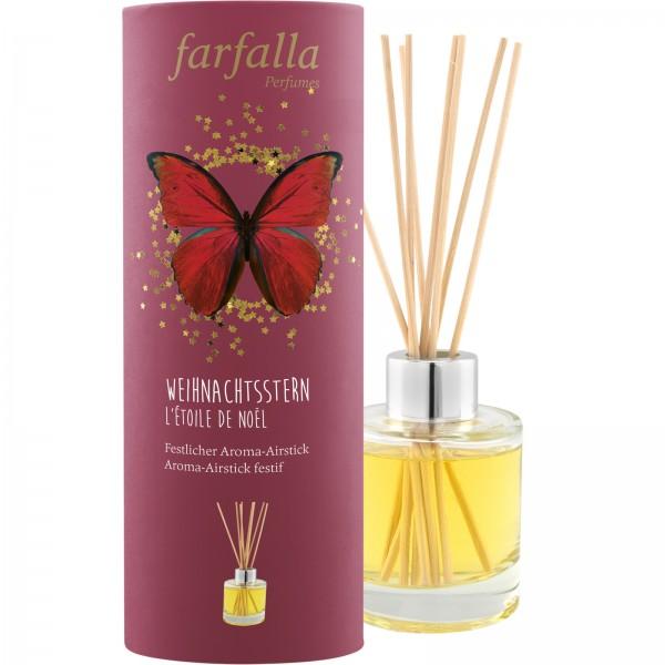 Farfalla Aroma-Airstick Weihnachtsstern,100 ml