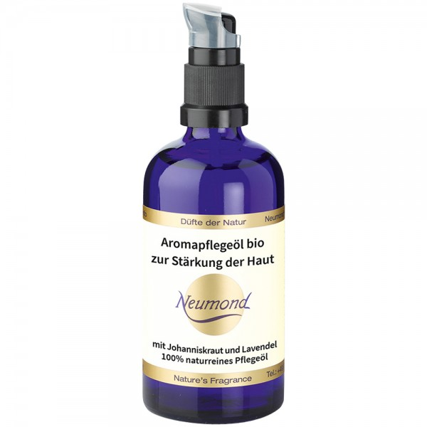 Neumond Aromapflegeöl bio zur Stärkung der Haut