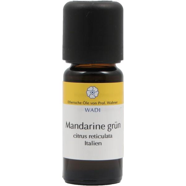 WADI Mandarine grün bio - ätherisches Mandarinenöl