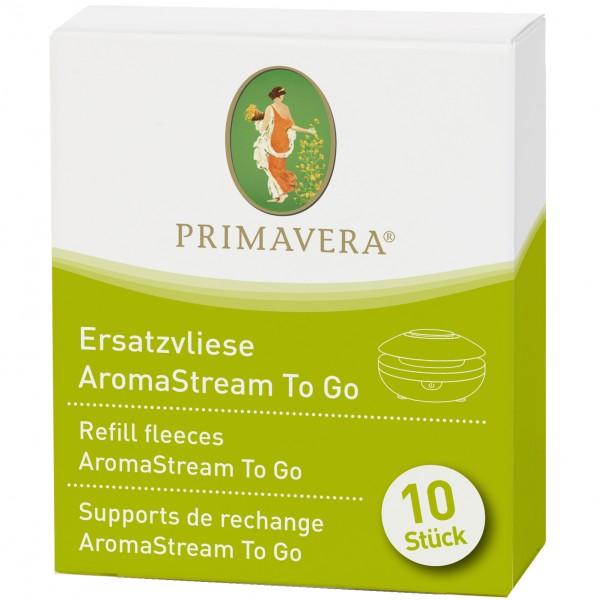Primavera Ersatzvliese für AromaStream To Go