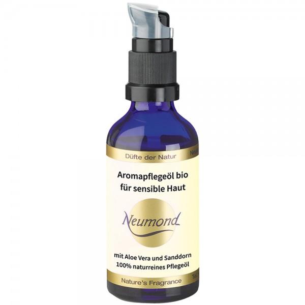 Neumond Aromapflegeöl bio für sensible Haut
