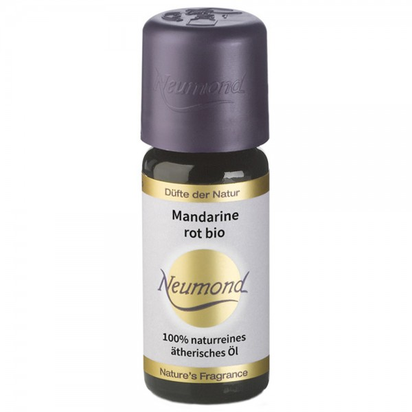 Neumond Mandarine rot