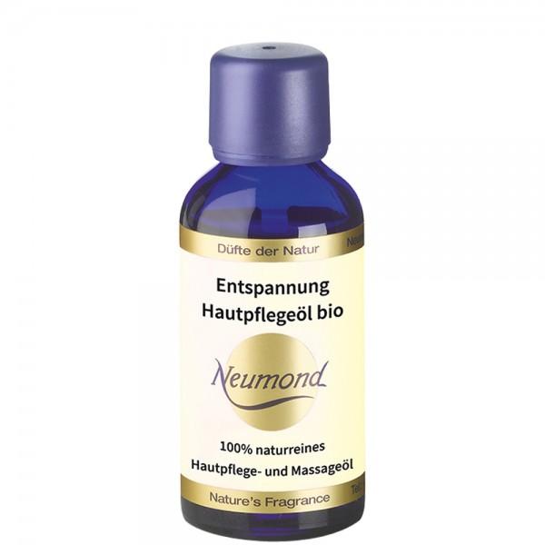 Neumond Hautpflegeöl Entspannung bio