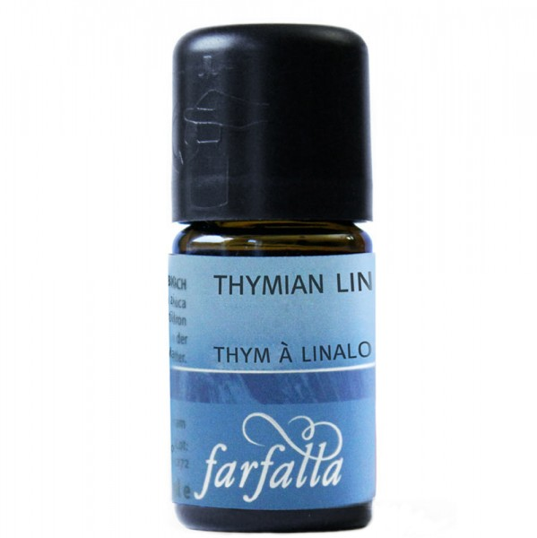 Farfalla Thymian linalool
