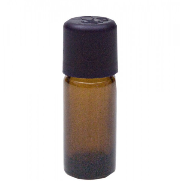 Braunglasflasche, 10 ml, leer, mit Tropfer und Kindersicherheitsverschluss