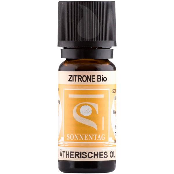 Sonnentag Zitrone bio - ätherisches Zitronenöl
