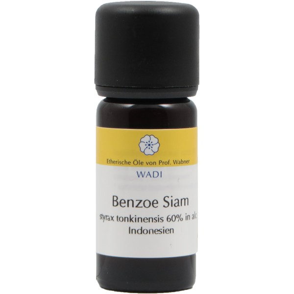 WADI Benzoe Siam 60 % - ätherisches Benzoeöl