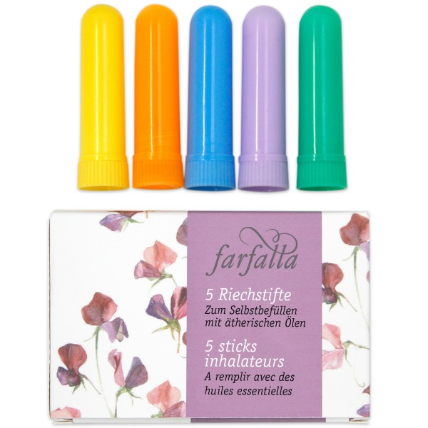 Farfalla 5 Riechstifte