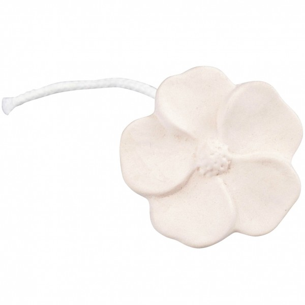 Keramikblüte für Duftkeramik Kubus
