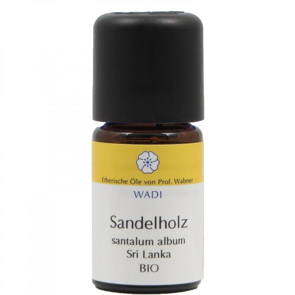 WADI Sandelholz Sri Lanka bio - ätherisches Sandelholzöl