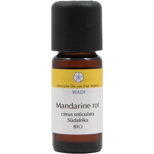 WADI Mandarine rot bio - ätherisches Mandarinenöl